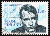 Postage stamp Finland 1983 Mauno Henrik Koivisto, President of F — Stock Photo