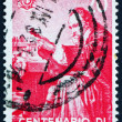 Postage stamp Italy 1937 Antonius Stradivarius, Luthier - Stock Photo
