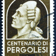 Postage stamp Italy 1937 Giovanni BattistPergolesi, Composer — Stock Photo #10523968
