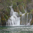 Stock Photo: Waterfall on Krkriver