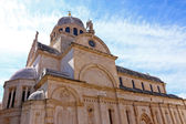 Cathedral in Sibenik — Stock Photo