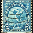 Postage stamp USA 1932 Discobolus sculpture by Myron — Stock Photo #8058992
