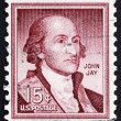 Postage stamp USA 1954 John Jay — Stock Photo