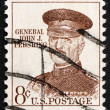Royalty-Free Stock Photo: Postage stamp USA 1960 John J. Pershing