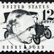 Postage stamp USA 1968 Henry Ford - Foto de Stock