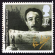 Stock Photo: Postage stamp GB 1985 Peter Sellers