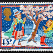 Postage stamp GB 1986 Glastonbury Thorn — Stock Photo #8222725