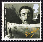 Postage stamp GB 1985 Peter Sellers — Stock Photo