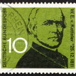 Postage stamp Germany 1961 Wilhelm Emanuel von Ketteler - Stock Photo