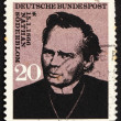 Stock Photo: Postage stamp Germany 1966 NathSoderblom