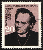 Postage stamp Germany 1966 Nathan Soderblom — Stock Photo