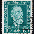 Postage stamp Germany 1924 Dr. Heinrich von Stephan — Stock Photo #8534639