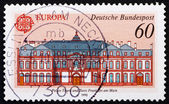 Postage stamp Germany 1990 Thurn and Taxis Palace — Stock Photo