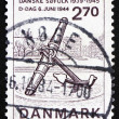 Postage stamp Denmark 1984 D Day, 40th Anniversary — Stock Photo