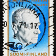 Postage stamp Finland 1970 Juho Kusti Paasikivi — Stock Photo #8829083