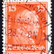 Postage stamp Germany 1926 Immanuel Kant, philosopher — Stock Photo