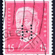 Stock Photo: Postage stamp Germany 1928 Paul von Hindenburg