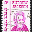Royalty-Free Stock Photo: Postage stamp USA 1967 Andrew Jackson