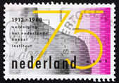 Postage stamp Netherlands 1988 Netherlands Cancer Institute — Stock Photo