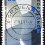 Постер, плакат: Postage stamp Netherlands 1992 Royal Association of Netherlands