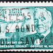 Stock Photo: Postage stamp US1961 George William Norris, US Senator