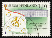 Postage stamp Finland 1979 Old Military School, Hamina — Stock Photo