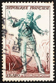 Postage stamp France 1953 Figaro, from the Barber of Seville — Stock Photo