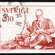 Postage stamp Sweden 1976 Tailor — Stock Photo