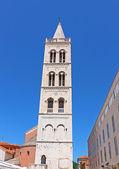Kerk steeple — Stockfoto
