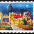 ������, ������: Postage stamp Germany 1994 The Water Tower in Bremen by Franz R