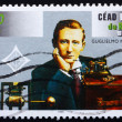 Postage stamp Ireland 1995 Guglielmo Marconi — Stock Photo