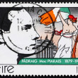 Stock Photo: Postage stamp Ireland 1979 Patrick Henry Pearse