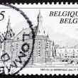Stock Photo: Postage stamp Belgium 1993 Castle Jehay, Belgium
