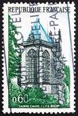 Postage stamp France 1971 Sainte Chapelle, Riom, France — Stock Photo