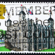 Postage stamp GB 1978 Tower of London — Stock Photo