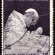 Stock Photo: Postage stamp Vatic1964 Pope Paul VI at Prayer