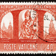 Royalty-Free Stock Photo: Postage stamp Vatican 1966 St. Stanislas
