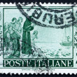 Postage stamp Italy 1931 St. Anthony of Padua — Stock Photo