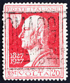 Postage stamp Italy 1927 Count Alessandro Volta, Physicist — Stock Photo