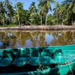 Safari boat on Sri Lanka — Stock Photo #10516771