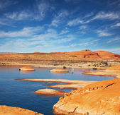 Glen canyon — Stock Photo