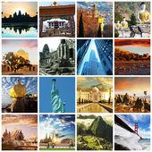 Pohled na svět — Stock fotografie