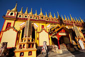 Temple in Myanmar — Foto Stock