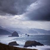 Coste dell'oceano — Foto Stock