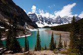 Lake in Canada — Stock Photo