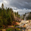 Lassen Volcanic - Stock Photo