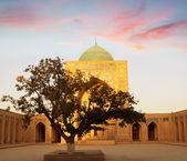 Medrese in Bukhara — Stock Photo