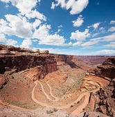 Canyonlands — Stockfoto
