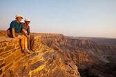 Vis canyon — Stockfoto