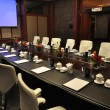 Stock Photo: The hotel's conference room